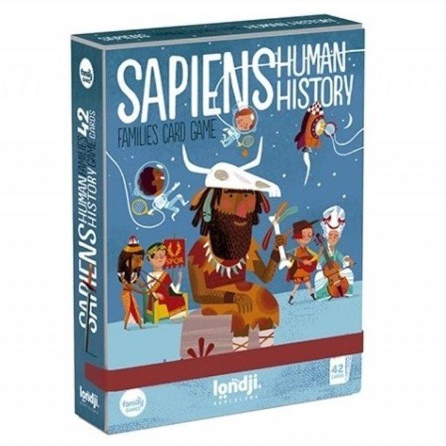 Londji Sapiens, Human History Kaartspel | Londji