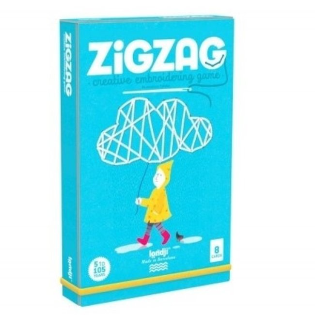Londji Zig Zag Naald & Draad knutselset | Londji