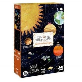 Londji Discover the Planets Puzzel (200st) | Londji