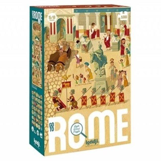Go to Rome puzzel (100st)   Londji