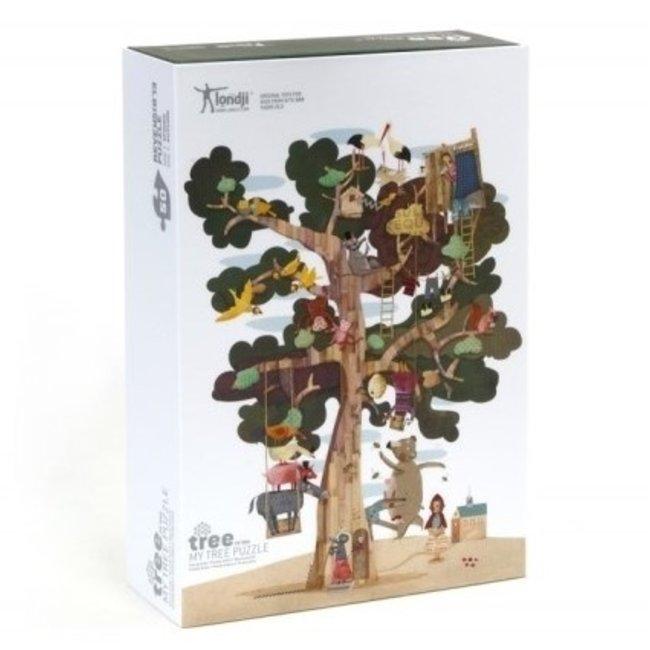 Londji My Tree puzzel (50st) | Londji