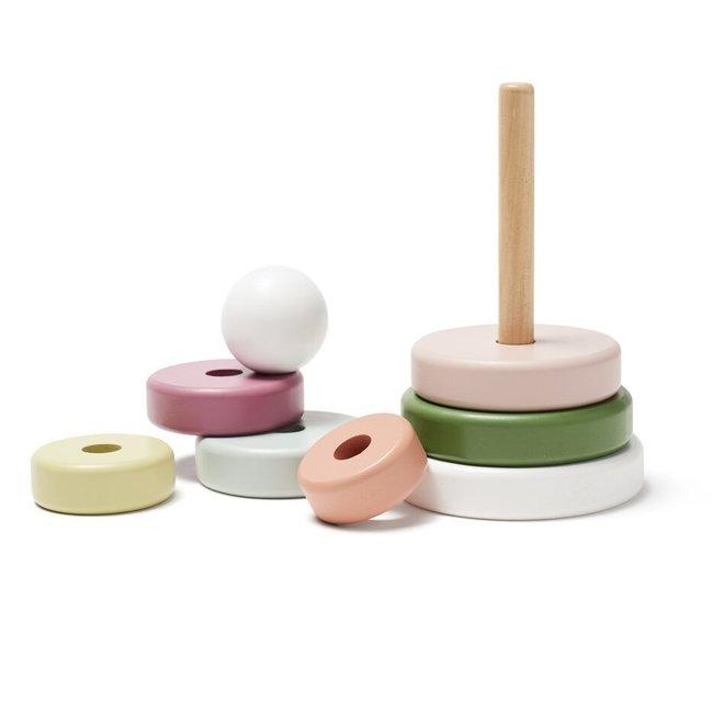 Kid's Concept Stapelbare ringen Edvin | Kid's Concept