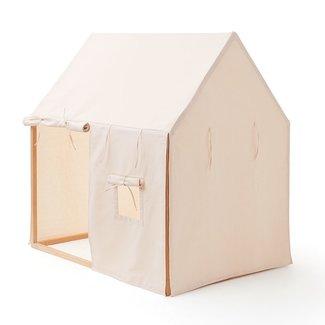 Kid's Concept Houten speelhuis wit | Kid's Concept