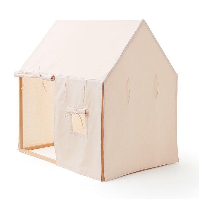 Houten speelhuis wit | Kid's Concept
