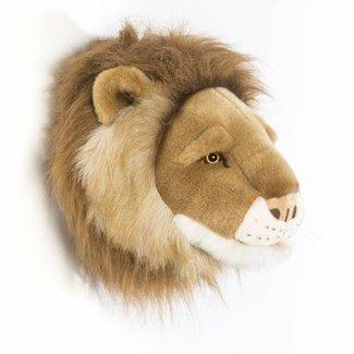 Wild & Soft Dierenkop Trophy Leeuw Cesar | Wild & Soft