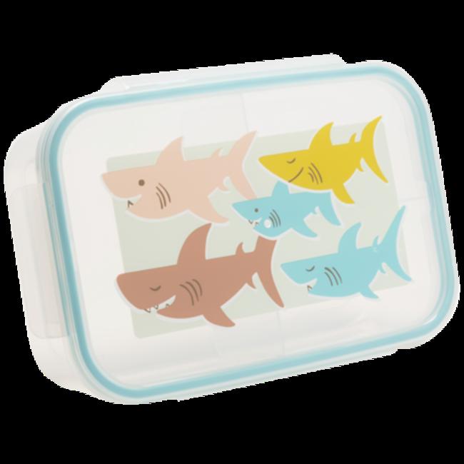 """SugarBooger Bento Box """"Smiley Shark""""   SugarBooger"""