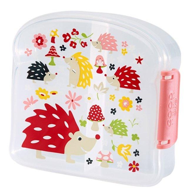 Lunchbox Hedgehog | SugarBooger