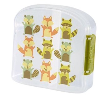 """SugarBooger Lunchbox """"What Did The Fox Eat""""   SugarBooger"""