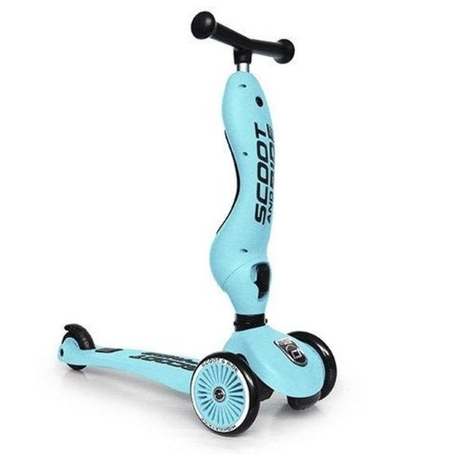 Step - Highwaykick 1- Blueberry   Scoot and Ride