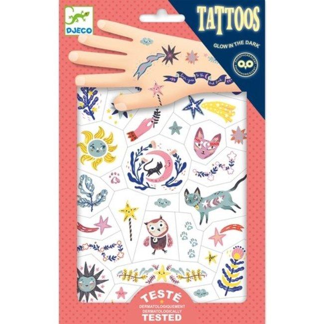 Tattoos - Zoete Dromen | Djeco
