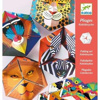Djeco Origami Vouwdieren | Djeco