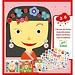 Djeco Sticker knutselset - Gezichten | Djeco