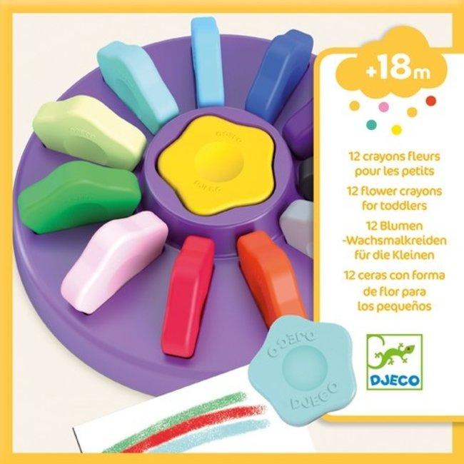 Djeco Wasco's met 12 vrolijke kleuren | Djeco