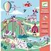 Djeco Stickerboek - Kermis | Djeco
