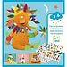 Djeco Sticker knutselset - Dieren | Djeco