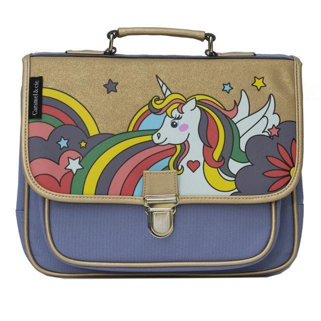 Caramel & Cie. Kleuterboekentas Pop Unicorn