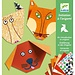 Djeco Eenvoudige Origami - Dieren | Djeco