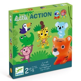 Djeco Little Action gezelschapsspel | Djeco
