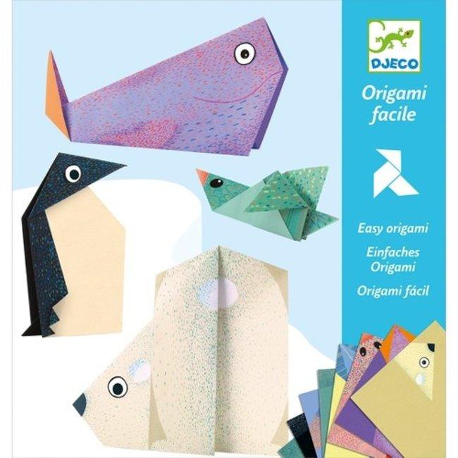 Eenvoudige Origami - Pooldieren   Djeco