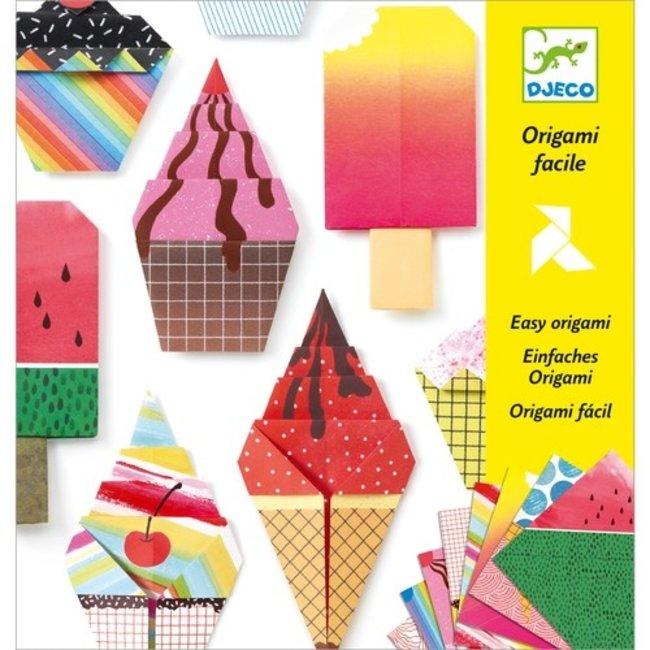 Eenvoudige Origami - Lekkernijen | Djeco