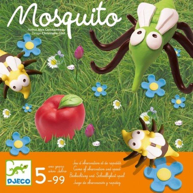 Mosquito gezelschapsspel   Djeco