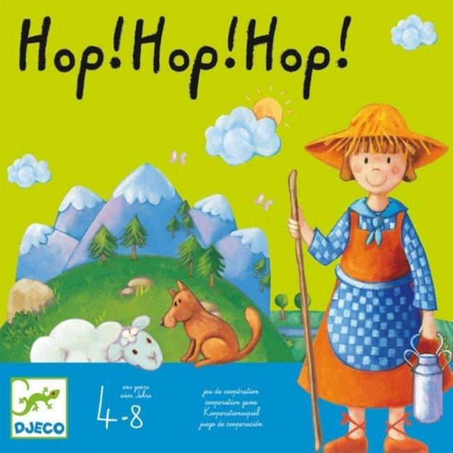 Hop! Hop! Hop! Gezelschapsspel