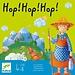 Djeco Hop! Hop! Hop! Gezelschapsspel