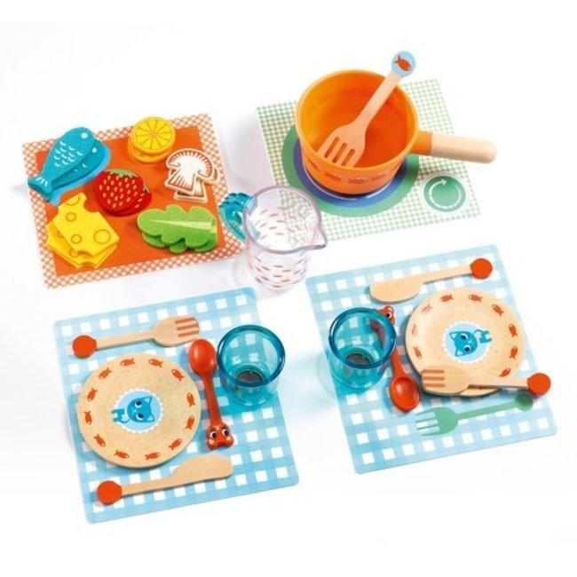Dinner Speelset | Djeco