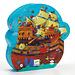 Djeco Barbarosa's Boot Vloerpuzzel (54st) | Djeco