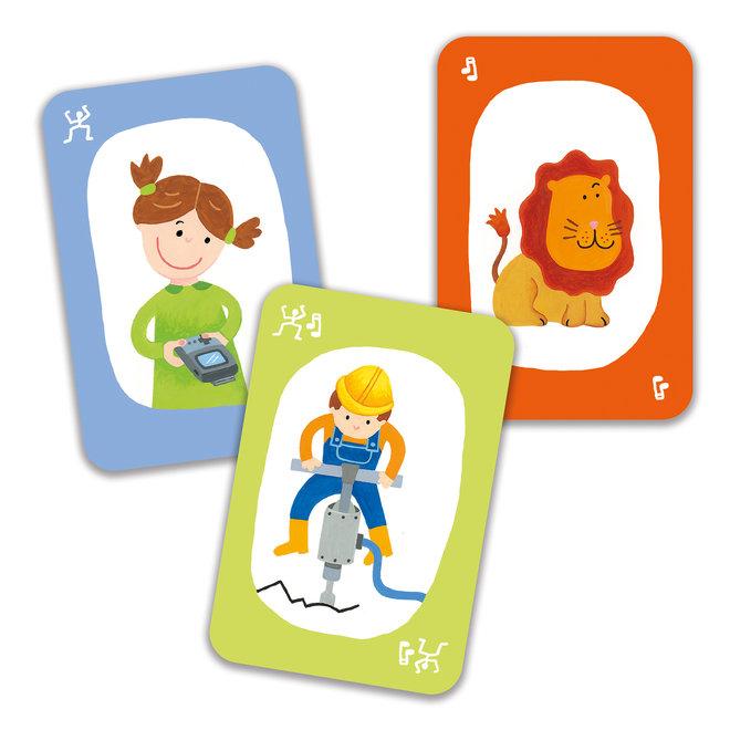 Pouet Pouet Kaartspel | Djeco
