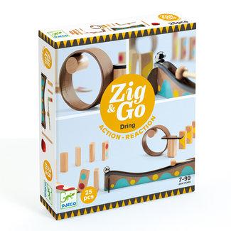 Djeco Zig & Go dominoset - 25st | Djeco