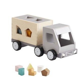 Kid's Concept Sorter  Box Truck Aiden