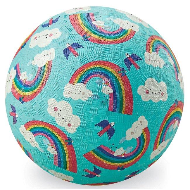 Voetbal 13cm Rainbow