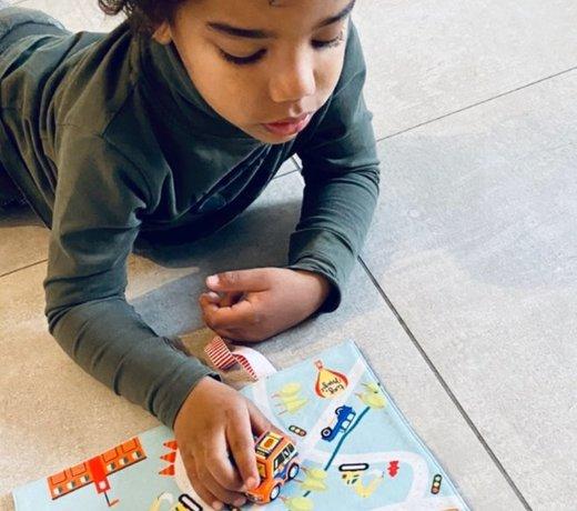 Creatief en uitdagend speelgoed voor kinderen