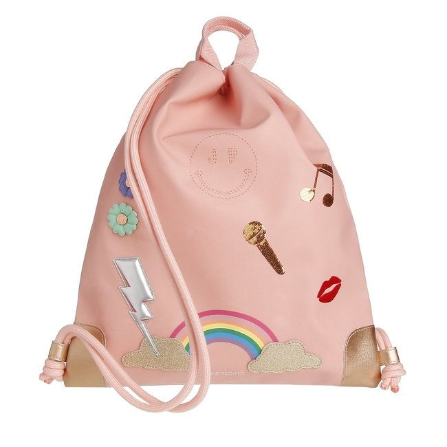 Jeune Premier Zwemzak / City Bag Lady Gadget Pink