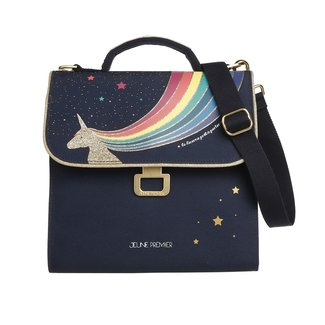 Jeune Premier Jeune Premier Lunch Bag Unicorn Gold