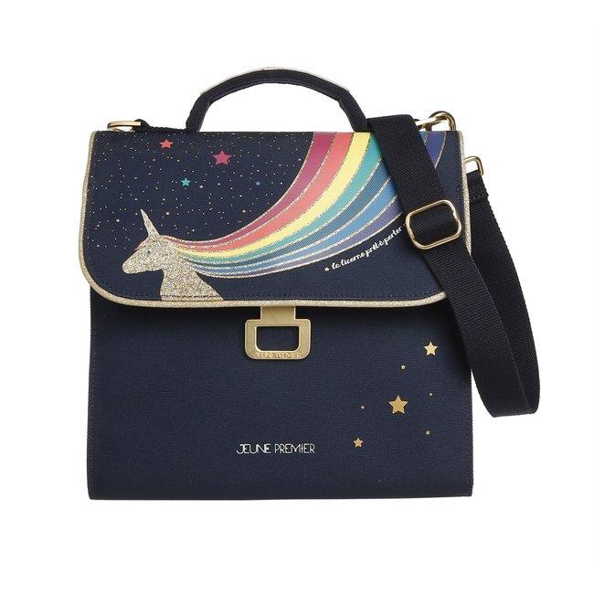 Jeune Premier Lunch Bag Unicorn Gold