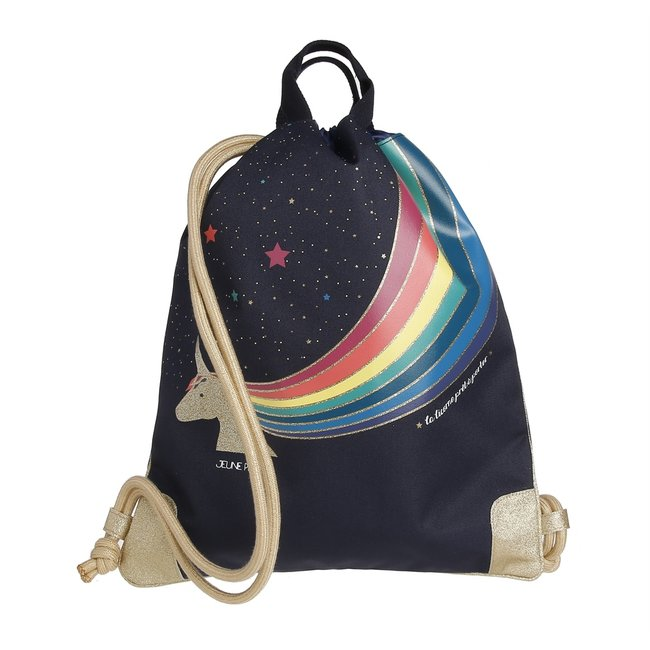 Jeune Premier Zwemzak / City Bag Unicorn Gold