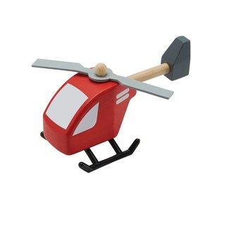 Plan Toys Plan Toys Houten Helikopter