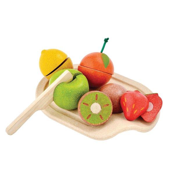 Plan Toys Fruit snijden