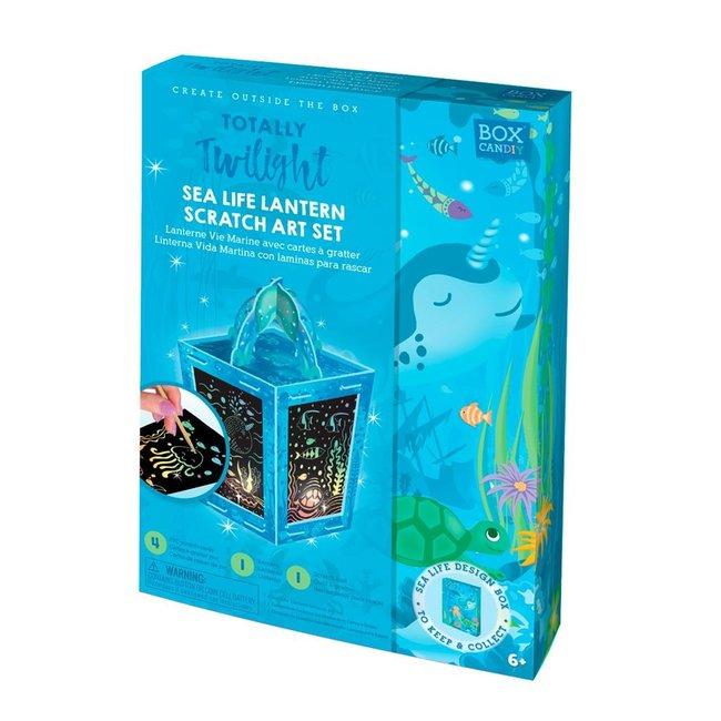 Box Candiy: Knutselset Lantaarn maken Zeeleven