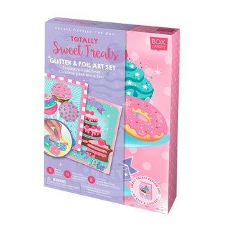 Box Candiy Box Candiy:  Sweat Treats glitter en folie knutselset