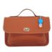 Own Stuff Kleuterboekentas Leder Klassiek – Chestnut