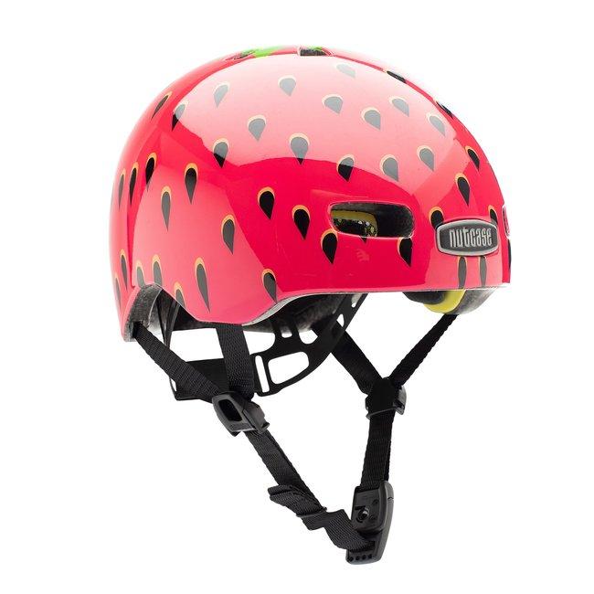 Baby Nutty Very Berry Gloss MIPS Helm XXS