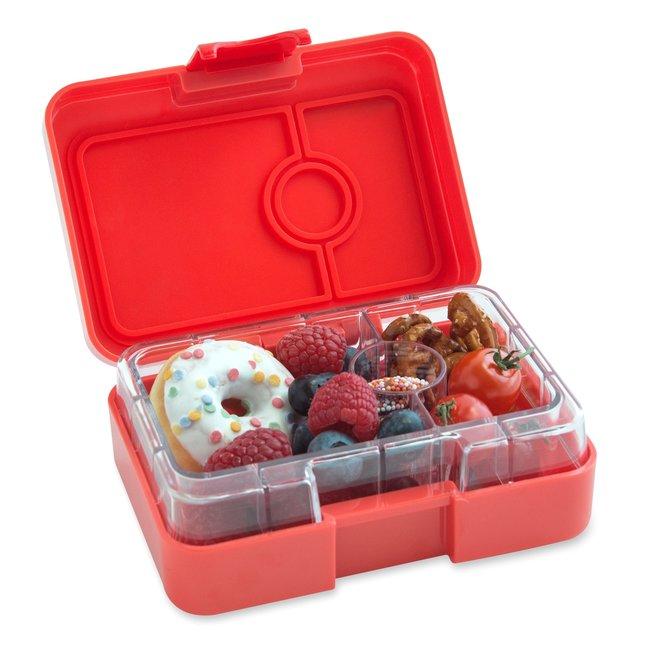 Yumbox Yumbox Mini Snack – Safron Oranje