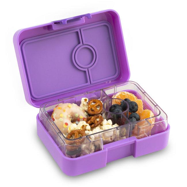 Yumbox Mini Snack – Dreamy Paars