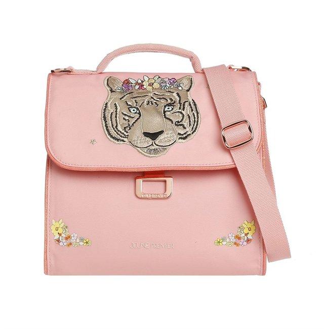 Jeune Premier Lunch Bag Tiara Tiger