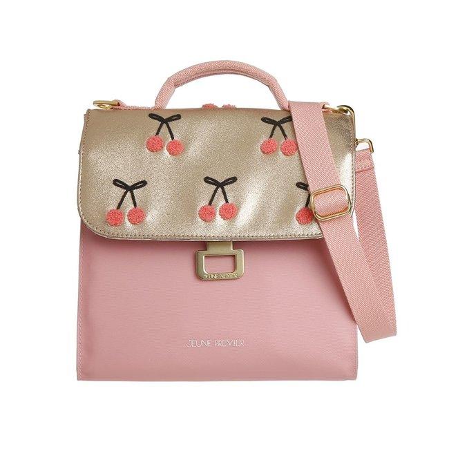 Jeune Premier Lunch Bag Cherry Pompon