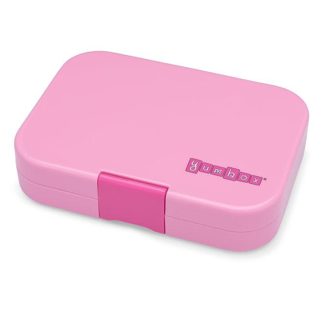 Yumbox Panino 4-vakken – Power Pink / Rainbow