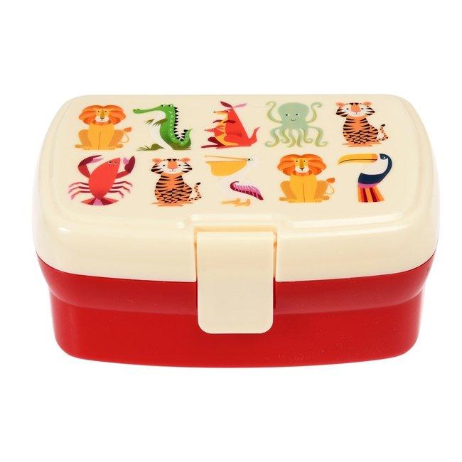 Rex Inter. Bento Box Colorful Creatures | Rex